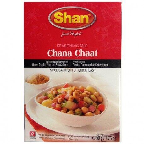 SHAN CHANA CHAAT MASALA/ CHOLA VUNA MASALA 50 GM