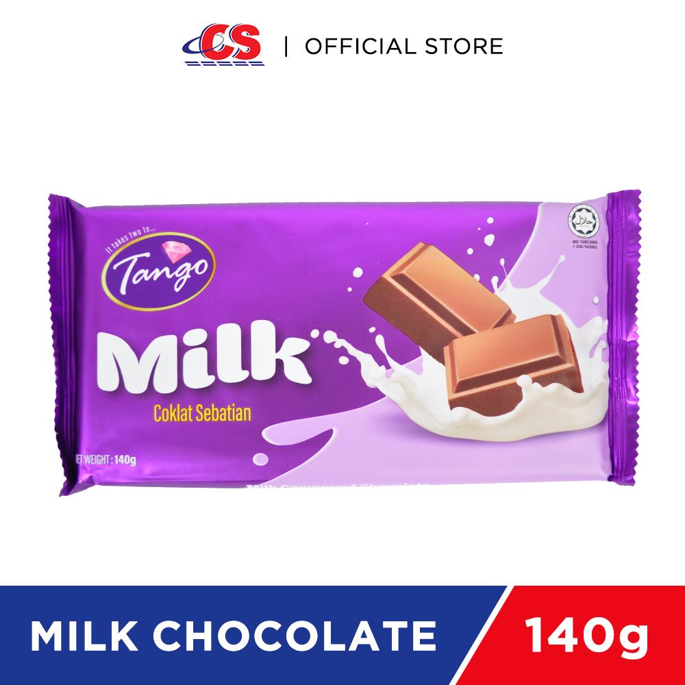 TANGO Milk Chocolate 140g