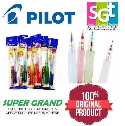 Pilot Super Grip 0.5mm Mechanical Pencil Value Pack (H-185N) 12pcs/Box