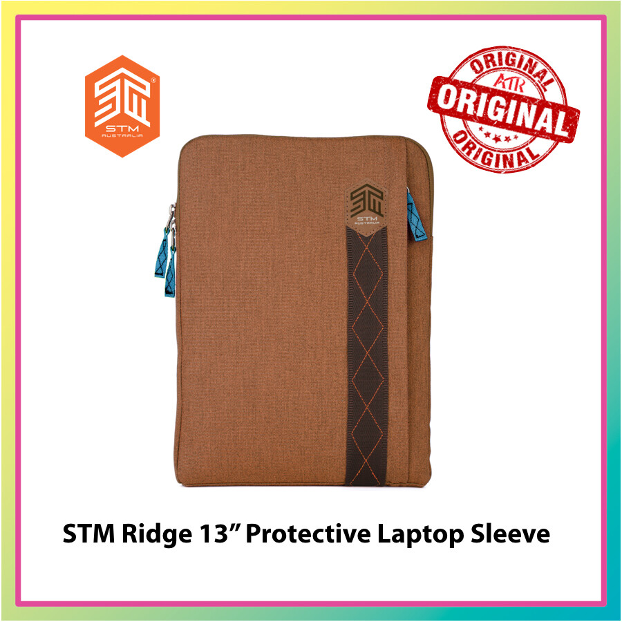 """STM Ridge 13"""" Protective Laptop Sleeve - Protection case * Military Standard * Defense"""