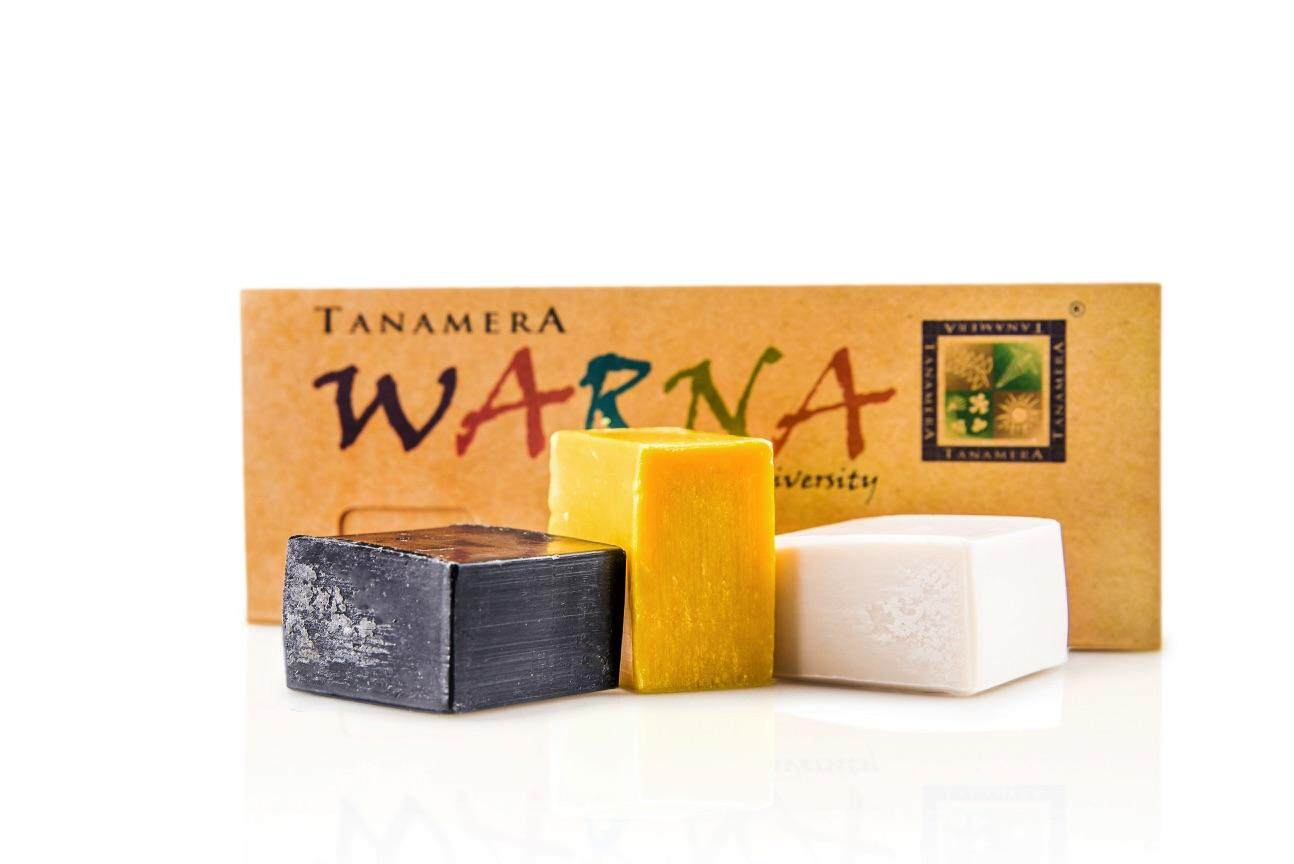 TANAMERA TN02-R006 WARNA SOAP GIFT SET 3X50G