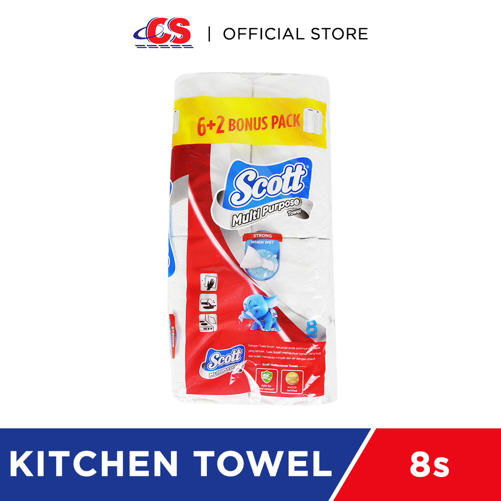 SCOTT Kitchen Towel 8s