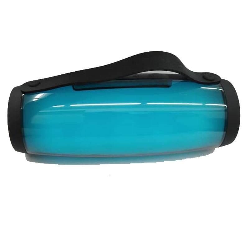 E-26 E26 BLUETOOTH PORTABLE WIRELESS SPEAKER WITH LED FLASHIG LIGHT (Fresh Import) High Quality BLACK