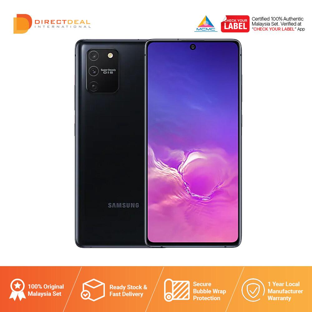 Samsung Galaxy S10 Lite 8GB+128GB - Ori Samsung Malaysia Warranty