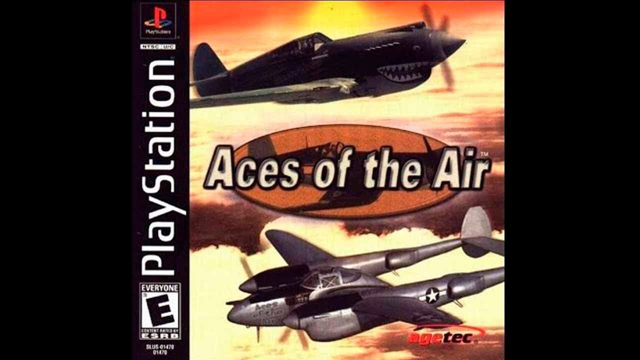 PS1 ACES OF THE AIR