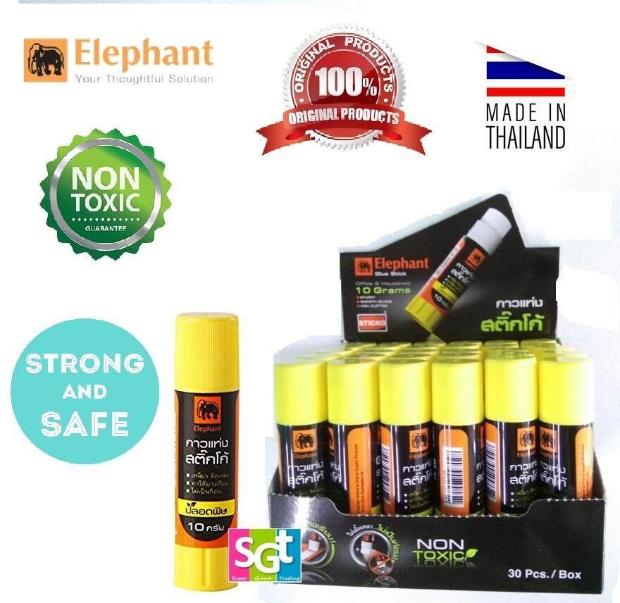 Elephant Brand Sticko Glue Stick 10g ( 6pcs / set )