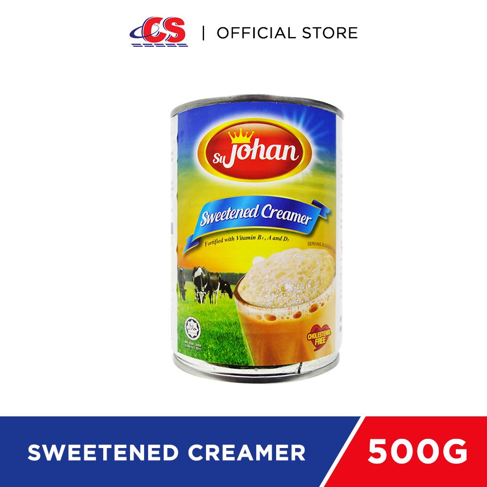 SUJOHAN Sweetened Creamer 500g