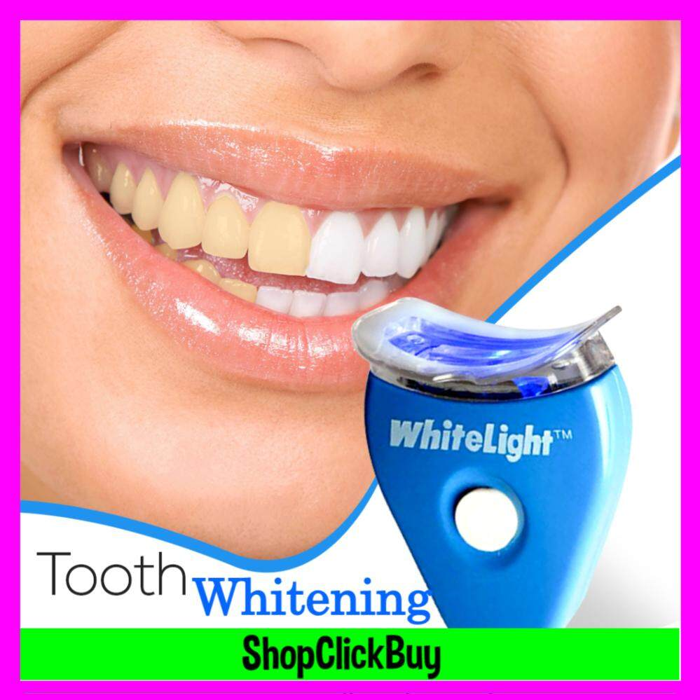 [READY STOCK] Teeth Whitening Dental Personal Oral Hygiene Care White Light