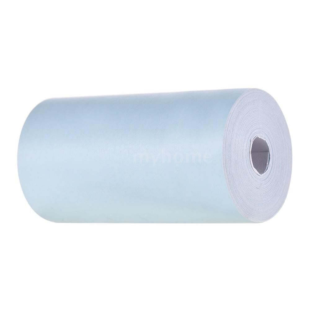 Printers & Projectors - Color Thermal Paper Roll 5730mm (2.171.18in) Bill Receipt Photo Paper Clear Printing for PeriPage - BLUE-3 ROLLS / PINK-3 ROLLS / YELLOW-3 ROLLS