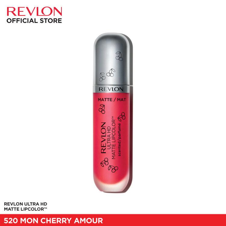 Revlon Ultra HD Matte The Cherry Reds