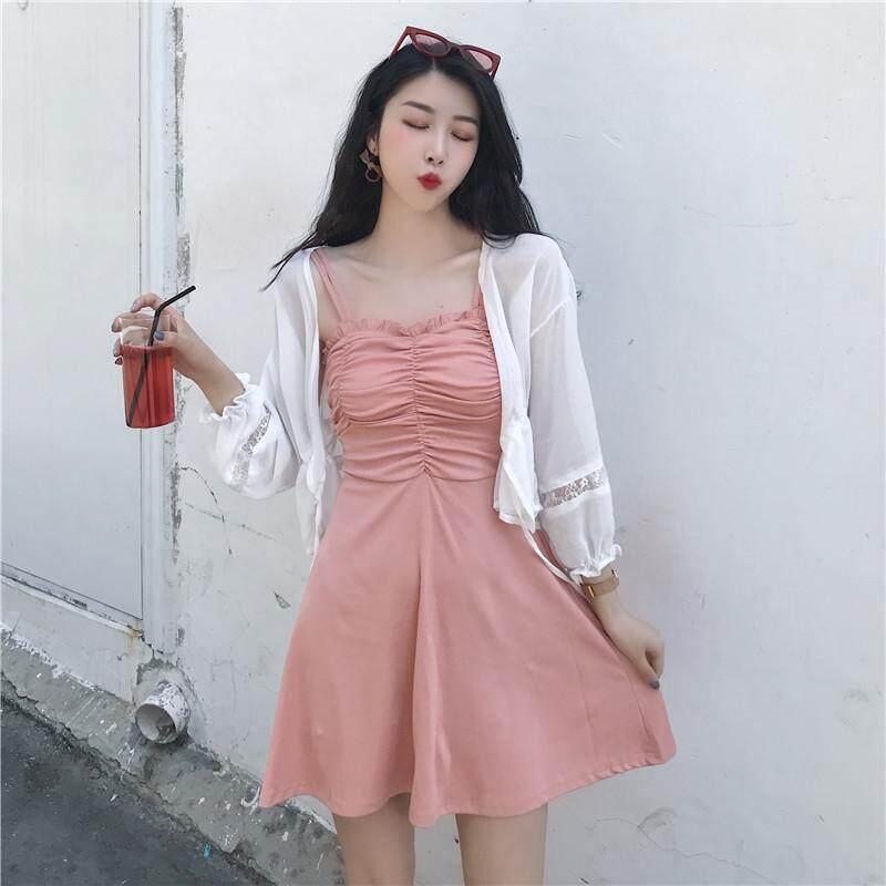 JYS Fashion Korean Style Women Midi Dress Collection 512-2325