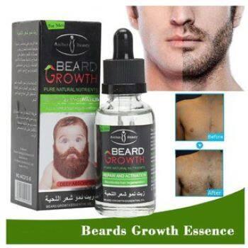 Beard and Hair Growth Oil Serum 30ml