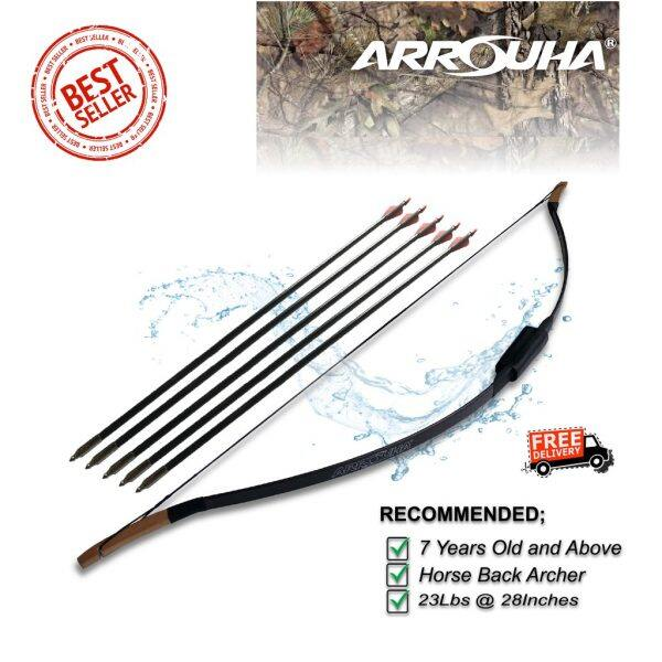 Arrouha Package Beginner Horse Bow 23lbs @ 28inches