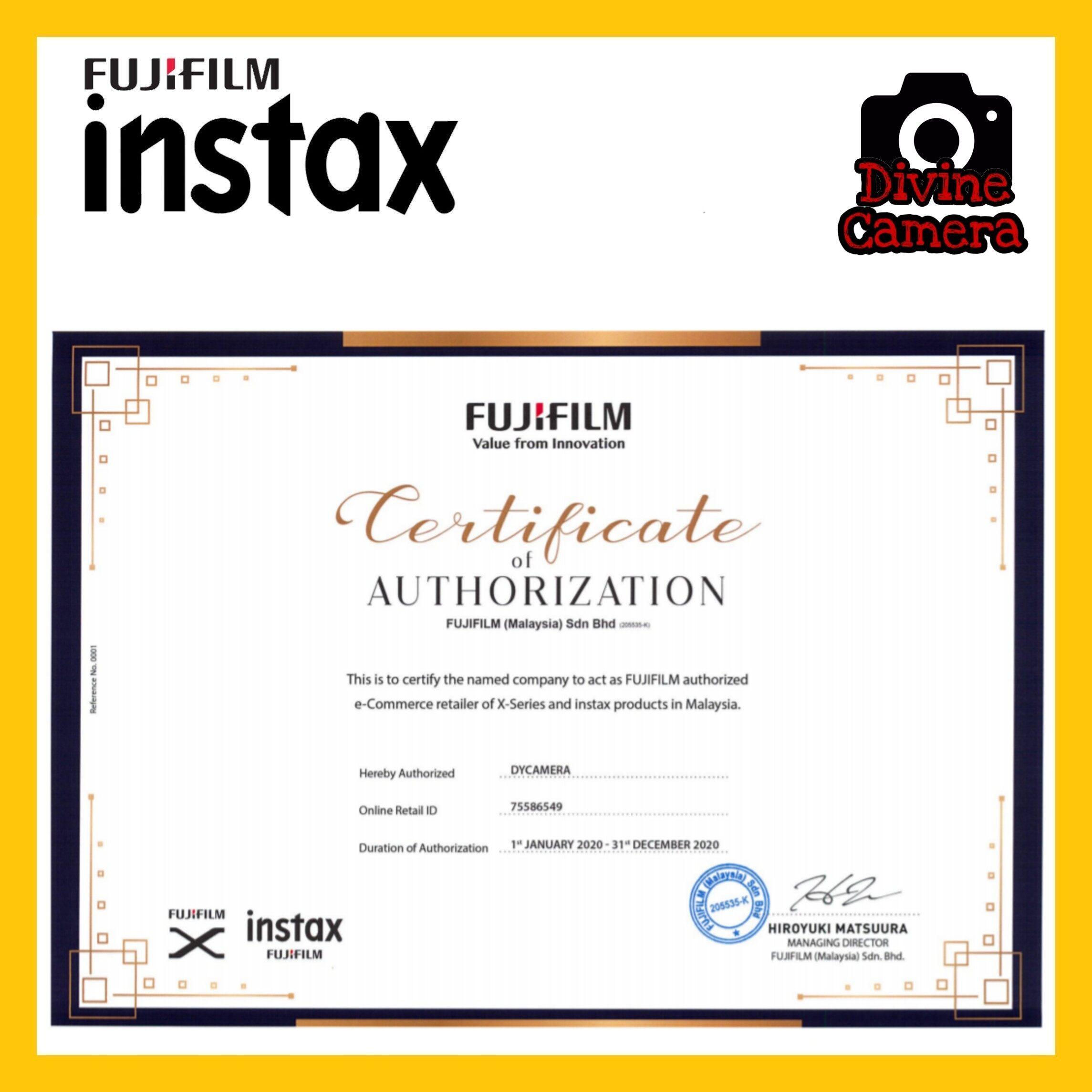 FUJIFILM INSTAX Mini Airmail Instant Film (10 Sheets)