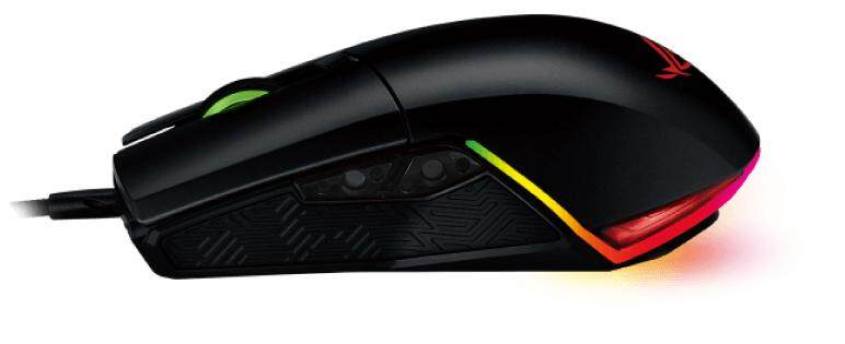 ASUS WIRED MOUSE ROG PUGIO 7200DPI (P503)
