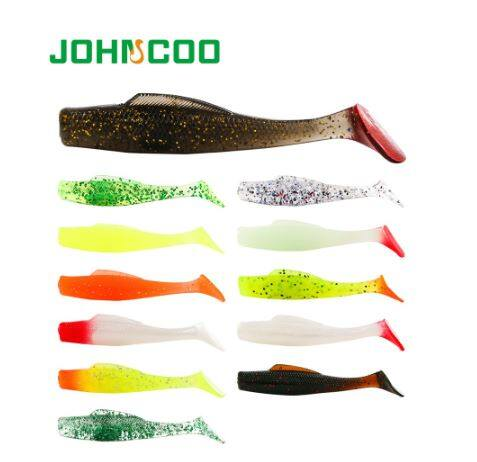High Quality Soft Fishing lure Floating Soft bait lure Japan shape lure