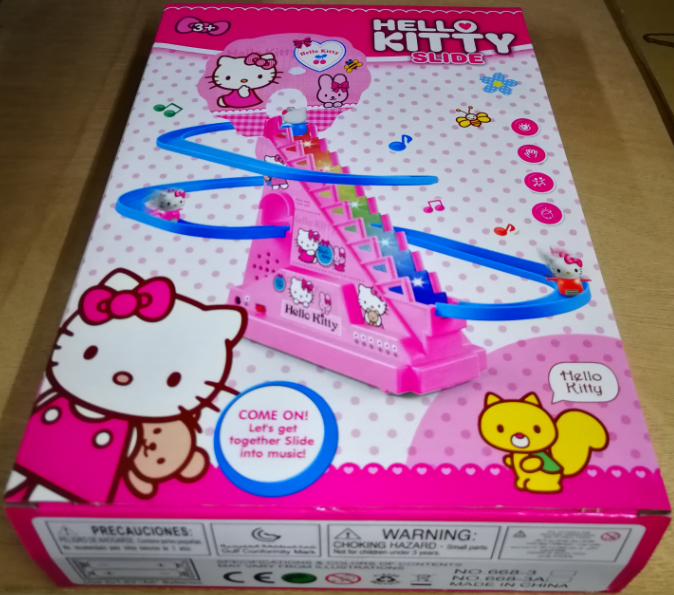 Kids Toy - Hello Kitty Slide baby toys