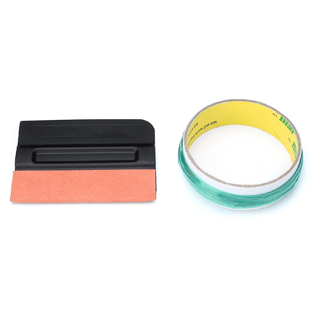 Automotive Tools & Equipment - 10m Finish Line Knifeless Tape Pro Vinyls Car Wrapping Cutter Squeegee Graphics - Car Replacement Parts