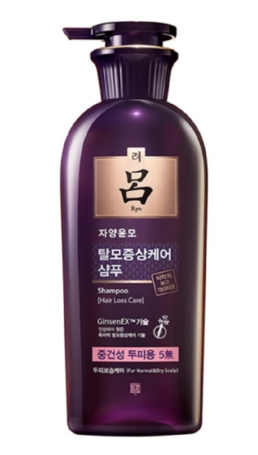 Ryo Shampoo Hair Loss Care Scalp 400ml (For Oily / Normal to Dry / Sensitive )