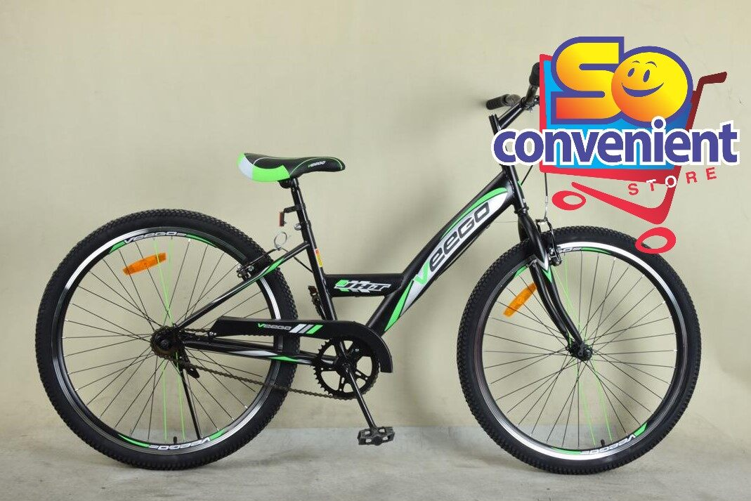 """26"""" Veego Bicycle 2450DW & 2650DW with Double Wall Rim"""