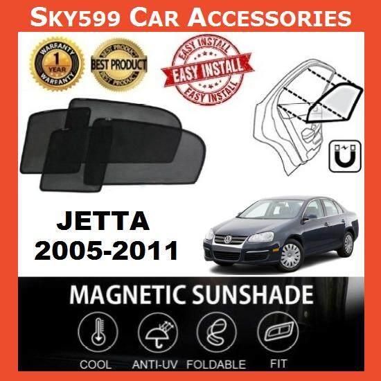 Volkswagen Jetta 2005-2011 Epic Magnetic Sunshade [4 PCS]