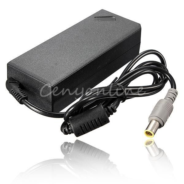 Chargers - 20V AC Adapter Power Charger for IBM Lenovo T400 T500 Thinkpad T61 X61 R61 - Cables