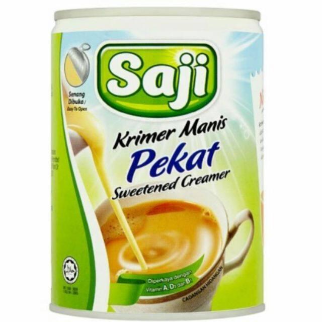 SAJI KRIMER MANIS PEKAT /SWEETENED CREAMER 500 G