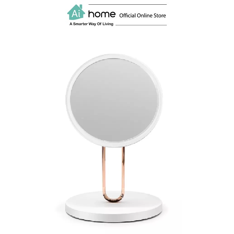 FASCINATE Ballet-Mirror Smart Beauty Care (Pink) with 1 Year Malaysia Warranty [ Ai Home ]