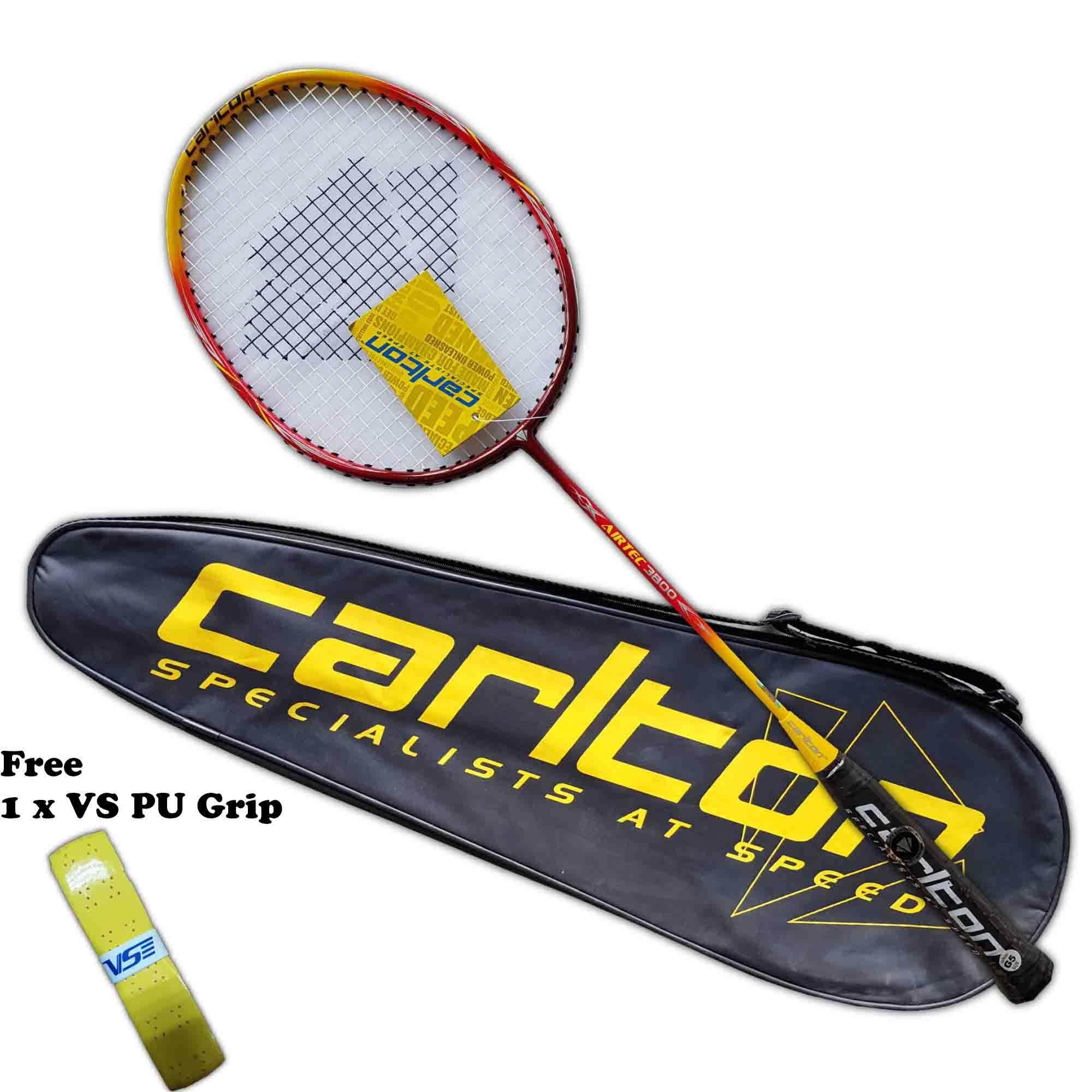 Carlton Badminton Racket Airtec 3800