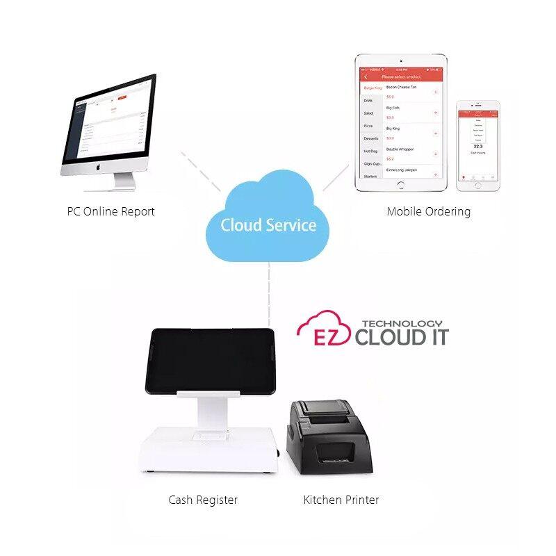 Ez free cloud pos ,fnb,retail,boutique,kiosk