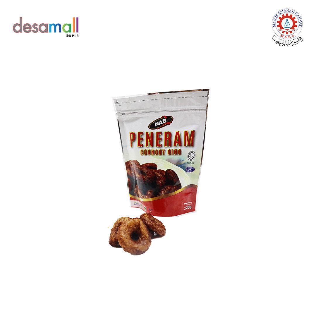 NAB Peneram Crunchy Ring (120g)