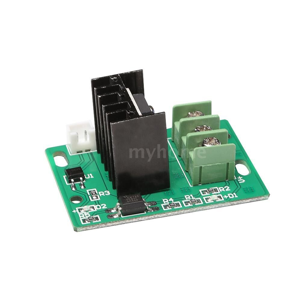 Printers & Projectors - Creality 3D 12/24V Heatbed Heat Bed Power Module Expansion Board Heating Bed Accessories High Power - 5 PIECE(s) / 1 PIECE(s)