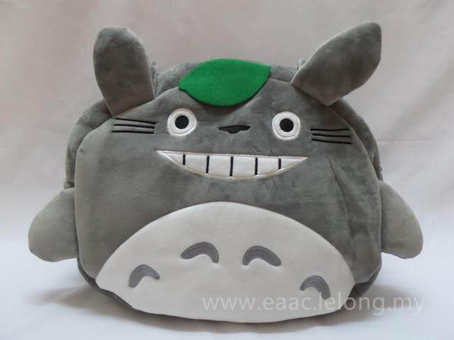 Cute Cartoon Totoro Kid Shoulder Bag Handbag School Sling Shopping Beg
