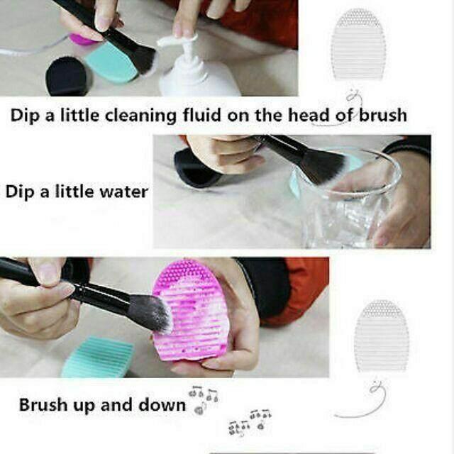 FREE GIFTBrushegg Silicone Brush Cleaner