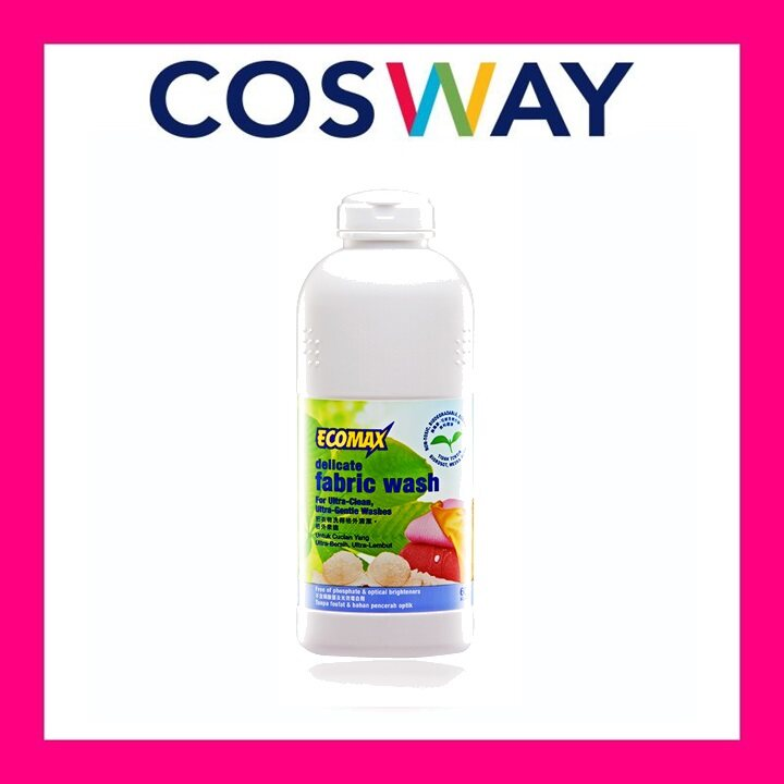 [Ready stock] COSWAY Ecomax Delicate Fabric Wash