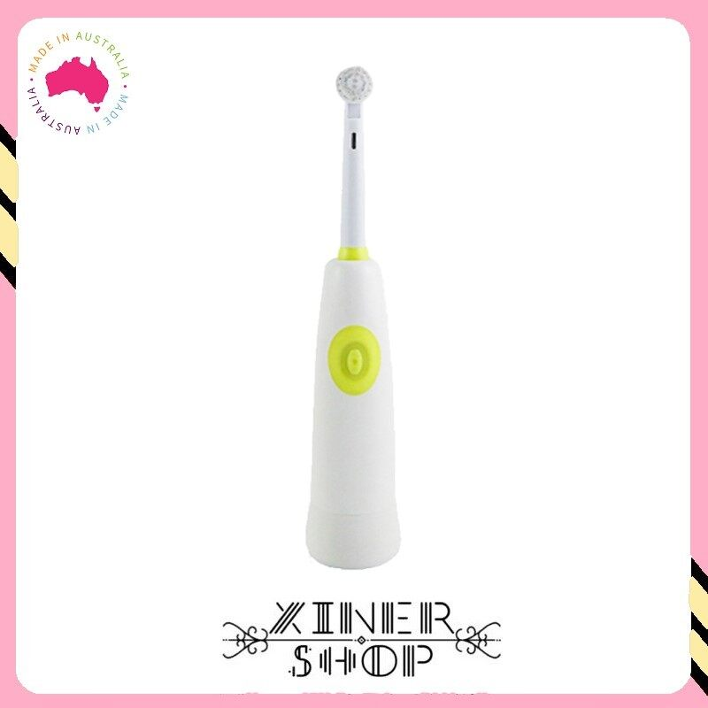 [Pre Order] Jack N Jill Buzzy Brush Electric Music Toothbrush (Made in Australia)