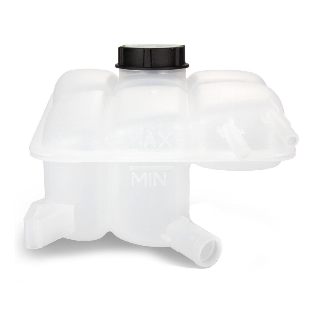 Exhaust - Heater Coolant Expansion Tank + Cap 30776151 30776150 For VOLVO C30 C70 S40 V50 - Car Replacement Parts