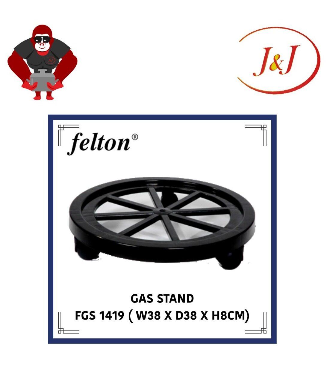 """Felton Gas Stand, 13"""""""
