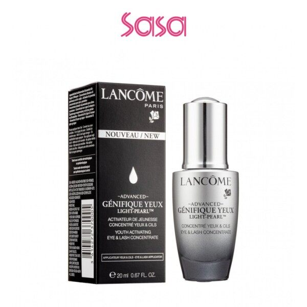 Buy LANCOME Lancome Advanced Génifique Yeux Light-Pearl™ Eye-Illuminating Youth Activating Concentrate(20ml) Singapore