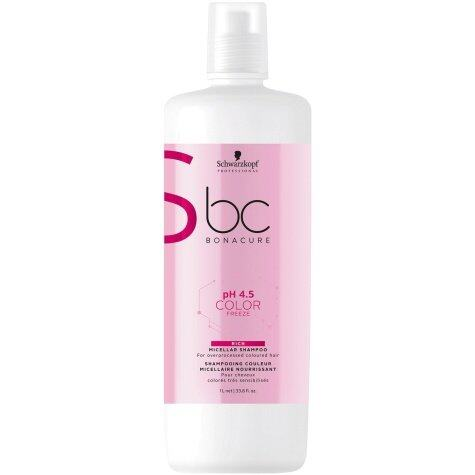 Schwarzkopf Professional BC Bonacure pH 4.5 Colour Freeze Shampoo 1000ml