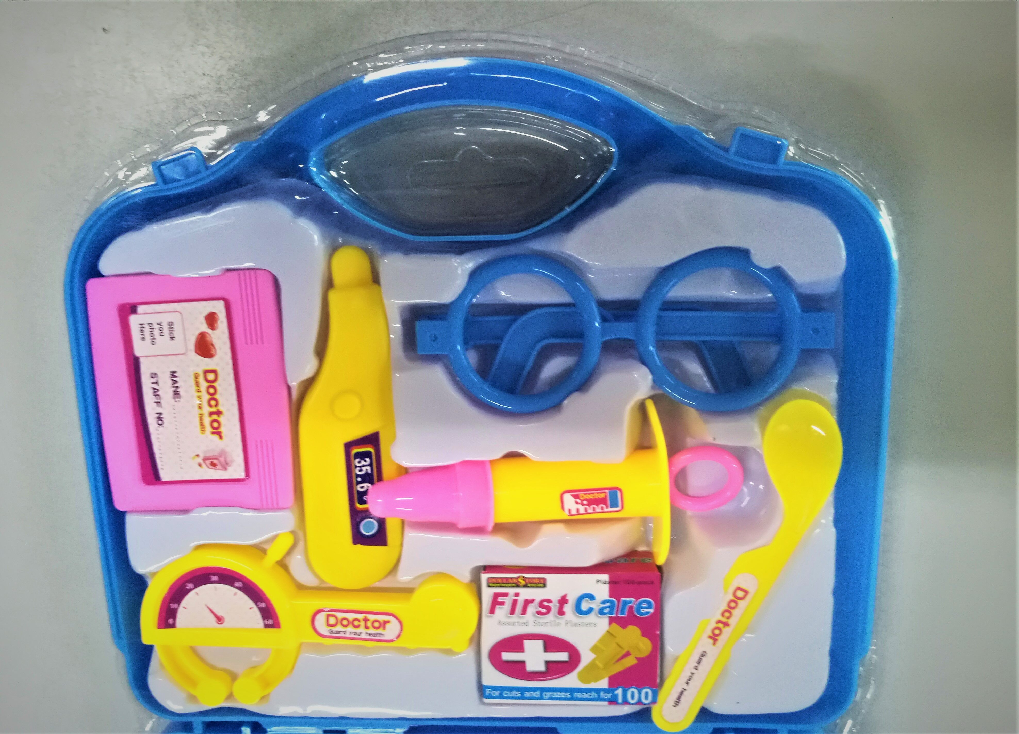 Doctor Set Box for Kids