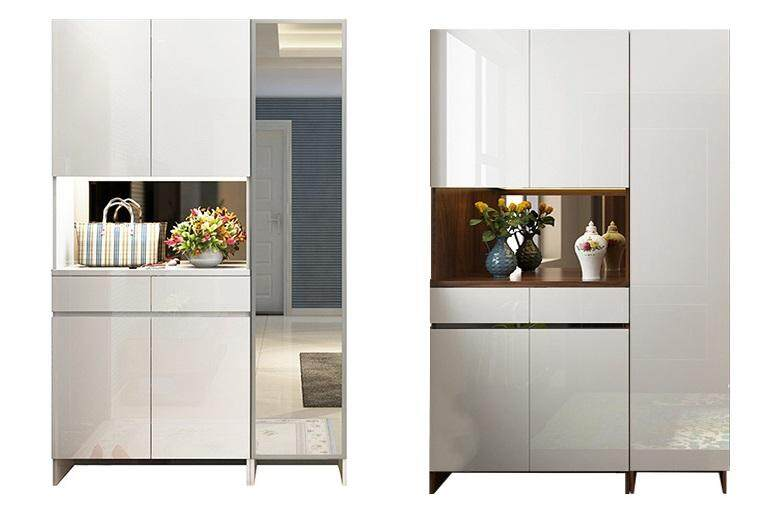 (FREE Delivery Klang Valley) Loving Multi Sections Shelving (Main cabinet + auxiliary cabinet)
