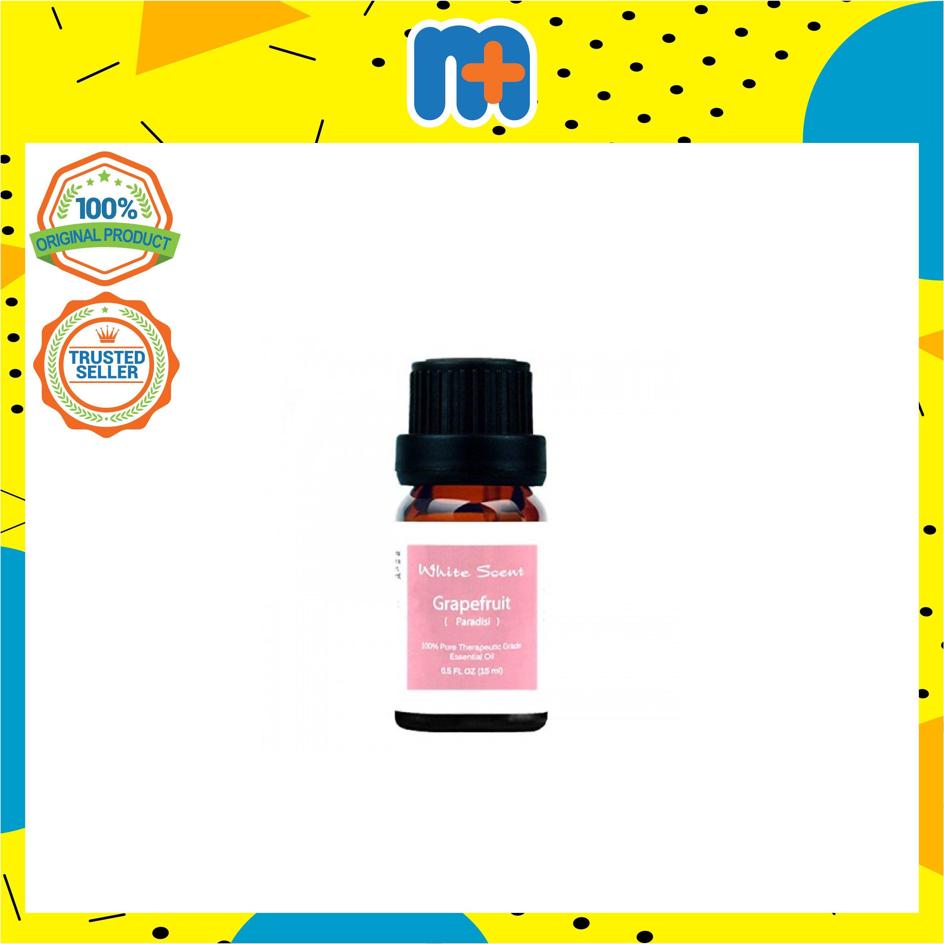 [MPLUS] WHITE SCENT Grapefruit 5ml