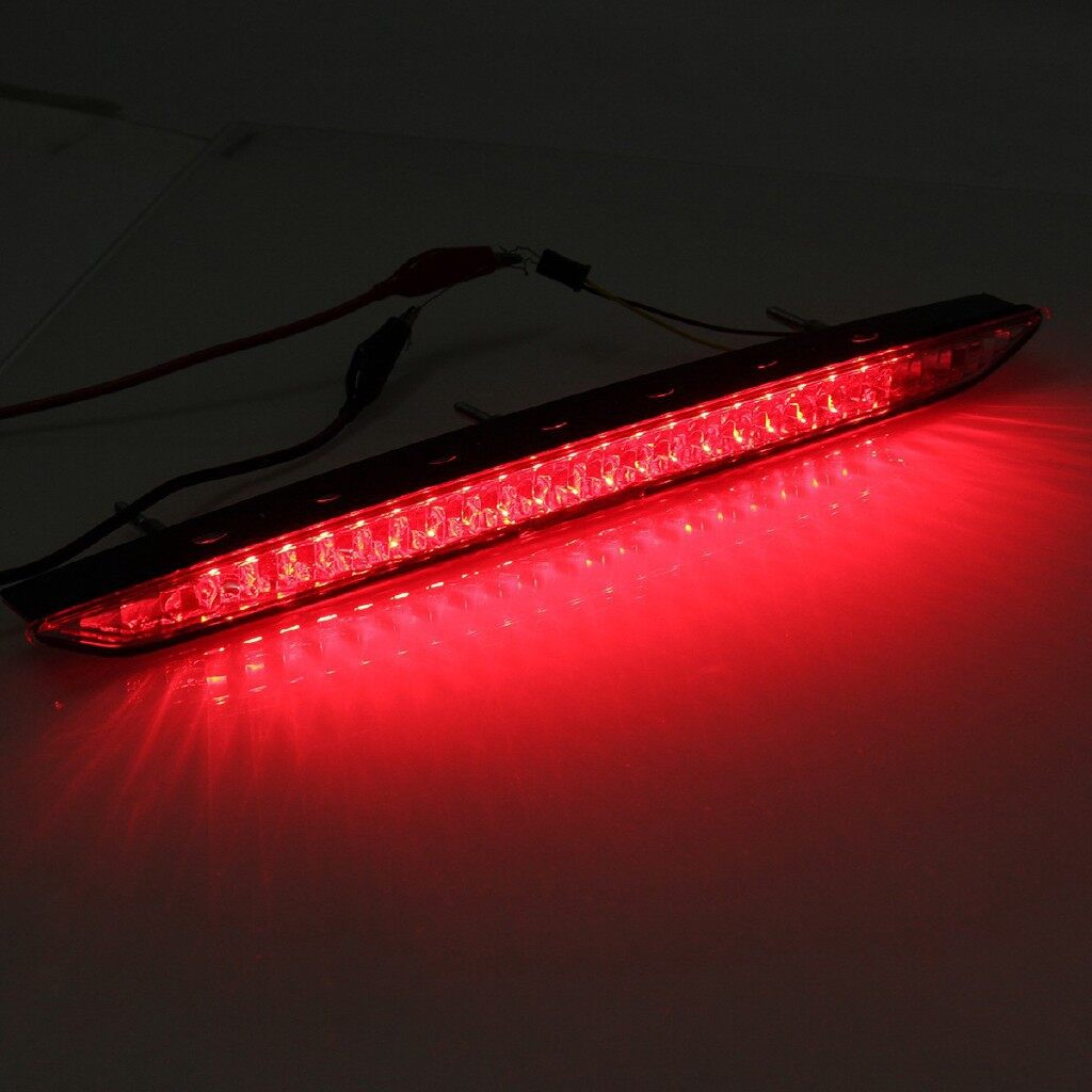 Car Lights - For BMW Z4 E85 03-08 Third White Clear Brake Stop Tail Light Lamp 63256930246 - Replacement Parts