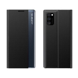 Ốp lưng bảo vệ toàn diện cho điện thoại Samsung Galaxy Note 10 Lite N770F BJONE, thiết kế mặt sau dạng gập có thể biến thành giá đỡ ngang khi xem trình chiếu, video, mặt trước bằng kính trong suốt - INTL thumbnail