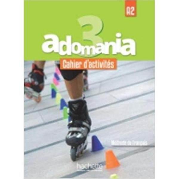 Adomania : Niveau 3 Livre Élève + Cd-Rom * pre order * pre order