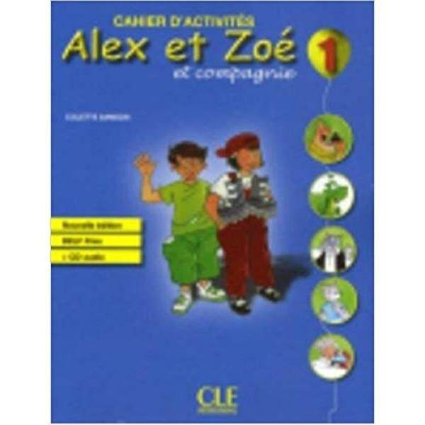 Alex Et Zoe1 Ex.+Gram.+Delf Prim+Cd * pre order * pre order