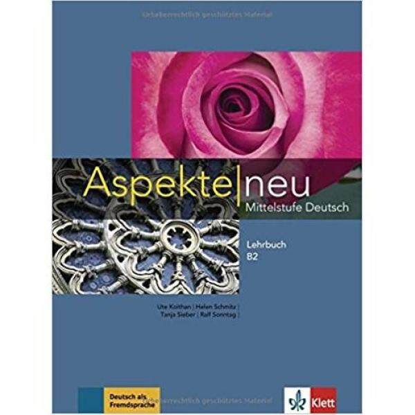Aspekte Neu B2, Lehrbuch Ohne Dvd * pre order * pre order