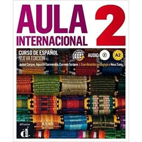 Aula Internacional 2 Nueva Edicion Libro Del Alumno + Cd * pre order * pre order
