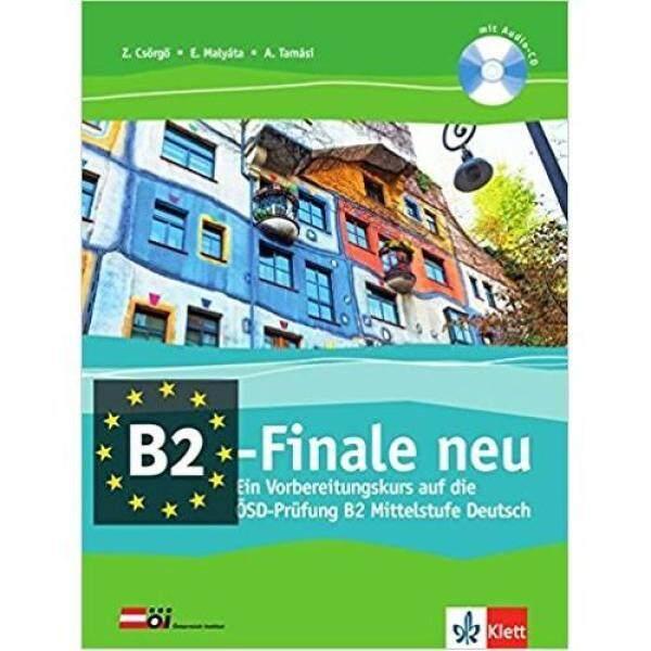B2-Finale Neu + Cd * pre order * pre order